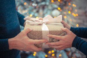 odzież na prezent